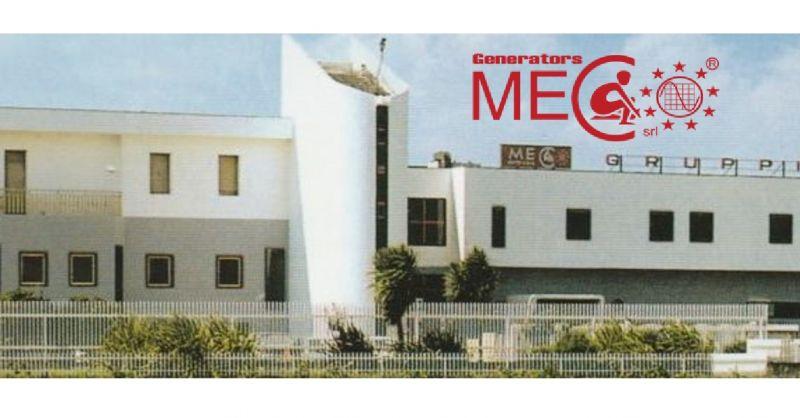 MEC GENERATORS offerta produzione gruppi elettrogeni - produzione gruppi bitensione autocarri