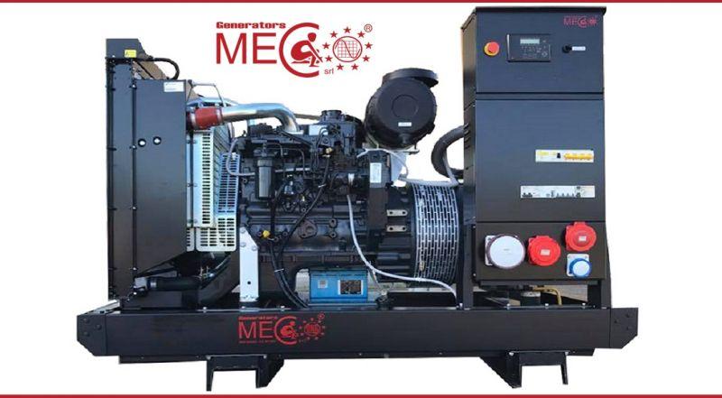 MEC GENERATORS Promozione realizzazione gruppi elettrogeni made in italy