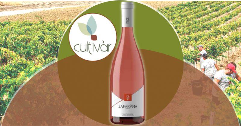 ENOTECA CULTIVAR - Offerta vino Perricone rosato Zafarana Di Legami
